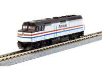 KATO 1766107 N Scale F40PH Amtrak Phase III #381 DCC Ready 176-6107