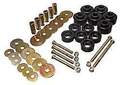 Energy Suspension BODY MOUNT BUSHINGS KIT( Ford 1997-2003) 4.4113G