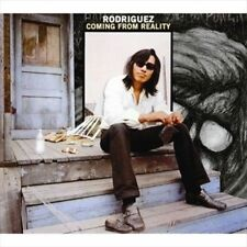 Coming from Reality [Bonus Tracks] [Digipak] by Rodriguez (70s) (Vinyl, May-2009, Light in the Attic Records)
