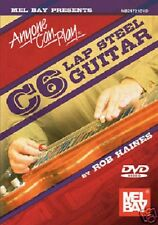 Rob Haines C6 Lap Steel Guitar DVD NEW!