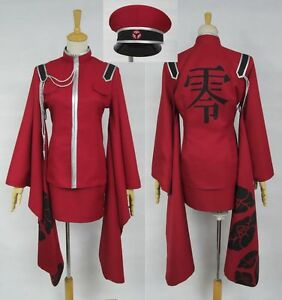 VOCALOID Hatsune Miku Senbonzakura Meiko Cosplay Costume Custom