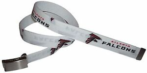 Atlanta Falcons BELT Buckle Pro Football Fan Game Gear Team Apparel NFL Shop New