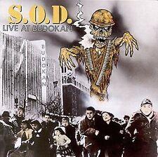 S.o.d. - Live At Budokan NEW CD