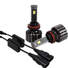 NEW #V H8 H9 H11 60W 5000LM LED Headlight Kit Beam Bulbs 6000K High Power
