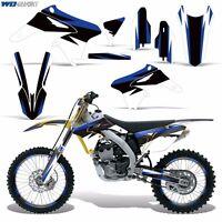 Decal Graphic Kit Suzuki RMZ 250 Dirt Bike with Backgrounds MX RMZ250 10-2015 RB
