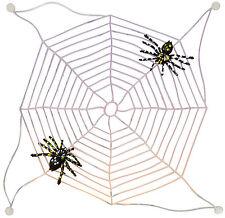 toile d'araignée pour accrocher neuf - accessoires fête décoration carnaval
