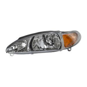 Headlight Assembly Left TYC 20-3596-00
