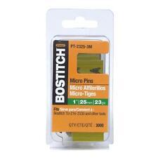 "Bostitch 1"" 23Ga Headless Pin"
