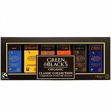 Green and Black's Organic Tasting Classic Collection Miniatures 180g