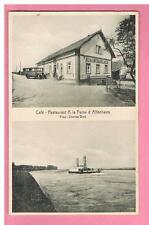 CPA -  STRASBOURG -  67 -  CAFE  RESTAURANT  LA FERME  D'ALTENHEIM