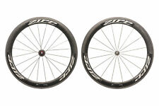 Zipp 404 Road Bike Wheelset 700c Carbon Aluminum Clincher Shimano 10s