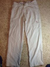 Hurley Ivory/Cream Cargo Pants Size 34 Mens Ked