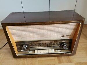 Röhrenradio SABA Wildbad 9 - UKW funktioniert, MW,KW,LW nicht getestet