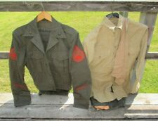1960s? Us Marine Corps Usmc Uniform jacket Shirt & Pants Identified