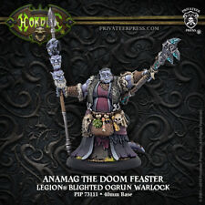 Hordes Legion of Everblight Anamag the Doom Feaster Warlock PIP73111