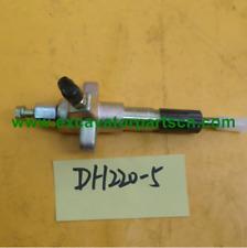 DB58T Fuel Diesel Injector FITS DAEWOO,DOOSAN DH220-5 S220-V,DH220-7 DB58 ENGINE