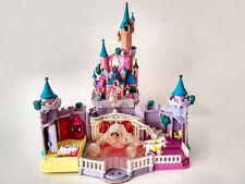 Juguete vintage - Castillo La Senicienta - Polly Pocket - Disney Bluebird