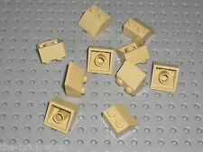 LEGO TAN slope brick ref 3039 / Set 10214 10017 10181 5988 4504 3722 6210 7627..