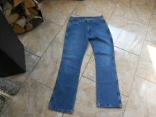 H7566 Wrangler Tina Jeans W32 L30 mittelblau  Sehr gut
