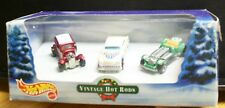 1 New Hot Wheels Vintage Hot Rods Christmas 3 Cars Vicky,Purple Passion,Sweet 1