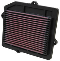 33-2025 K&N Replacement Air Filter HONDA CIVIC/CRX 1988-91 (KN Panel Filter)