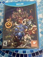Shovel Knight (Nintendo Wii U, 2015) Sealed