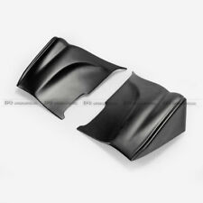 For Toyota Supra Ridox FRP Fiber Glass Rear Bumper Spat Corner Cover Accessories
