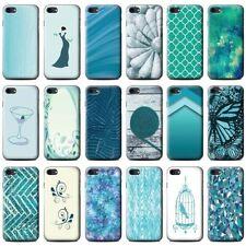 Stuff4 Funda de móvil para LG Pocilga Teléfono Inteligente/Verde Azulado Moda /