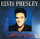 ELVIS PRESLEY Live CD Album Tring