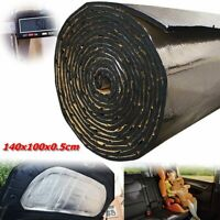Sound Deadener Car Heat Shield Insulation Noise Deadening Material  ➟ n f ︽ ❀ ✯