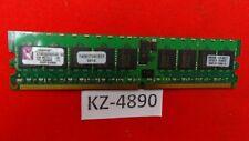 2gb Kingston ddr2 pc2-3200r 400mhz ECC reg RAM ktm2865sr/4g Memory