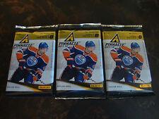 2011-12 Panini Pinnacle Hockey---Hobby Packs---Lot Of 3---8 Cards/Pack