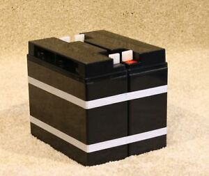NEW cells to rebuild RBC 7 battery pack for APC UPS (needs assy) 12m Warranty