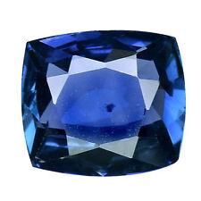 Cushion Blue Loose Sapphires
