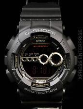 NEW WITH TAGS Casio Gshock X-Large Digita GD100-1B BLACK Watch