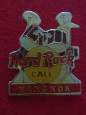 HRC Hard Rock Cafe Bangkok Drum Set Dark Red Made in Thailand