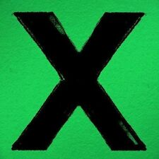 x [2-LP] by Ed Sheeran (Vinyl, Jun-2014, 2 Discs, Atlantic (Label))
