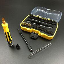 New 45in1 Multi-Function Combination Screwdriver Set Phone Latop Repair Tools US