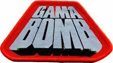 Gama Bomb red logo patch/écusson 602256 #