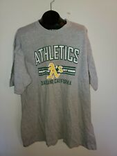 Oakland Athletics Sz 3XL Gray Shirt NEW NWT   SPT552