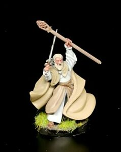 LOTR Lord of the Rings Painted Gandalf the White