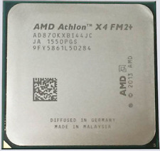 AMD Athlon X4 870K AD870KXBI44JC 3.9GHz 4-core FM2+ 4M 95W Unlocked Processor