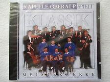Kapelle Oberalp Spielt Klassik - Meisterwerke - CD Neu & OVP
