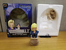 Palisades Dragonball Z Android 18 Mini Resin Bust, in original box!
