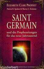 *- Saint GERMAIN und die PROPHEZEIUNGEN für das...- E. C. PROPHET  tb (2010)