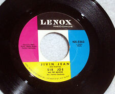 Sir Joe: Jivin Jean / Pen Pal  [VG++  copy]