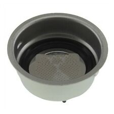 DeLonghi Genuine Two Cup Large Pod Filter For EC710 EXC ILLY