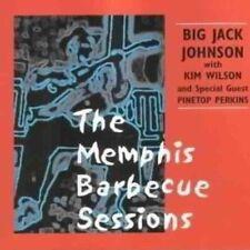 Big Jack Johnson - Memphis Barbecue [New CD]
