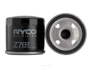 Ryco Oil Filter Z781