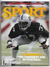November 1981 SPORT Magazine-Lester Hayes front cover!